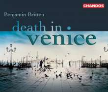 Benjamin Britten (1913-1976): Death in Venice, 2 CDs