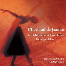 Französische Ballettmusik der 20er Jahre, CD
