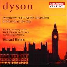 George Dyson (1883-1964): Symphonie in G, CD