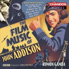 John Addison (1920-1998): Filmmusik: Filmmusik, CD