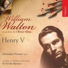 William Walton (1902-1983): A Shakespeare Scenario, CD
