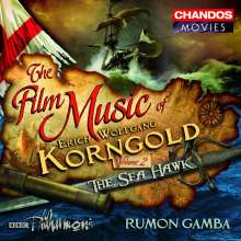 Erich Wolfgang Korngold (1897-1957): The Sea Hawk (Filmmusik), CD