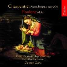 Marc-Antoine Charpentier (1643-1704): Messe de minuit sur des airs de Noel, CD