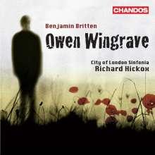 Benjamin Britten (1913-1976): Owen Wingrave, 2 CDs