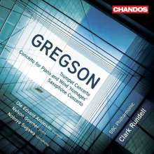 Edward Gregson (geb. 1945): Trompetenkonzert, CD