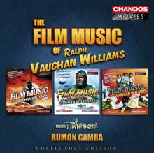 Ralph Vaughan Williams (1872-1958): Filmmusik (Complete Edition), 3 CDs