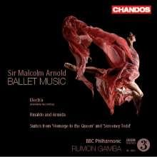 Malcolm Arnold (1921-2006): Ballettmusik, CD