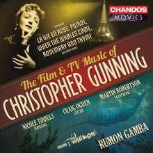 Christopher Gunning (geb. 1944): Filmmusik: Film & TV Music, CD