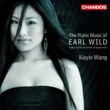 Xiayin Wang - The Piano Music of Earl Wild, CD