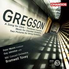 Edward Gregson (geb. 1945): Posaunenkonzert, CD