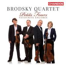 Brodsky Quartet - Petits-Fours (Favourite Encores), CD