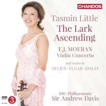 Tasmin Little - The Lark Ascending, CD