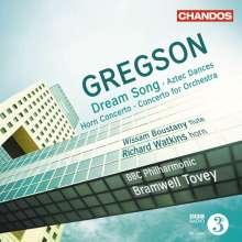 Edward Gregson (geb. 1945): Konzert für Orchester, CD
