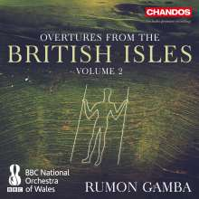 Overtures From The British Isles Vol.2, CD