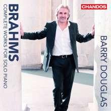 Johannes Brahms (1833-1897): Werke für Klavier solo Vol.1-6, 6 CDs