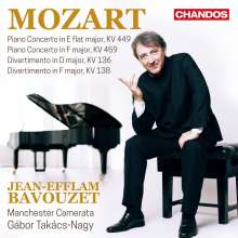 Wolfgang Amadeus Mozart (1756-1791): Klavierkonzerte Nr.14 & 19, CD