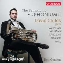 David Childs - The Symphonic Euphonium II, CD