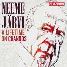 Neeme Järvi - A Lifetime on Chandos, 25 CDs
