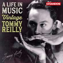 Tommy Reilly - A Live in Music, CD