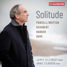 James Gilchrist - Solitude, CD