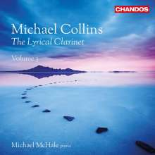 Michael Collins - The Lyrical Clarinet Vol.3, CD