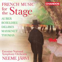 French Music for the Stage, CD
