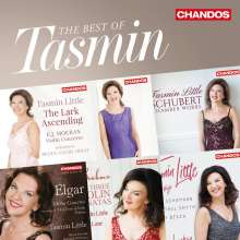 "Tasmin Little - The Best of Tasmin"", 2 CDs"