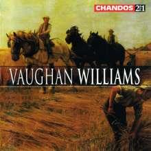 Ralph Vaughan Williams (1872-1958): Suite für Viola & Orchester, 2 CDs