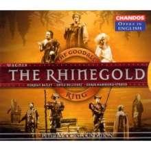 Richard Wagner (1813-1883): Das Rheingold (in engl.Spr.), 3 CDs