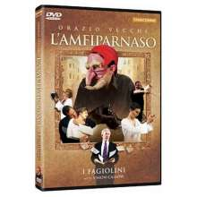 Orazio Vecchi (1550-1605): L'Amfiparnaso, DVD
