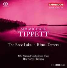 """Michael Tippett (1905-1998): Ritual Dances from """"Midsummer Marriage"""", Super Audio CD"""