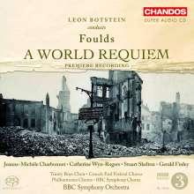 John Foulds (1880-1939): A World Requiem, 2 Super Audio CDs