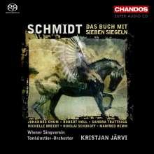 Franz Schmidt (1874-1939): Das Buch mit sieben Siegeln, 2 Super Audio CDs