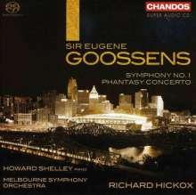 Eugene Goossens (1893-1962): Orchesterwerke, Super Audio CD