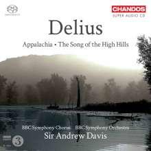Frederick Delius (1862-1934): Appalachia (American Rhapsody), Super Audio CD
