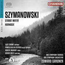 Karol Szymanowski (1882-1937): Stabat Mater op.53, Super Audio CD