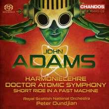 John Adams (geb. 1947): Harmonielehre, Super Audio CD