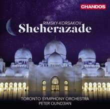 Nikolai Rimsky-Korssakoff (1844-1908): Scheherazade op.35, Super Audio CD