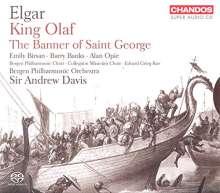 Edward Elgar (1857-1934): Scenes from the Saga of King Olaf (Kantate), 2 Super Audio CDs