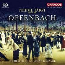 Jacques Offenbach (1819-1880): Ouvertüren, Super Audio CD