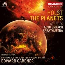 Gustav Holst (1874-1934): The Planets op. 32, Super Audio CD