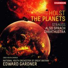 Gustav Holst (1874-1934): The Planets op.32 (180g), LP