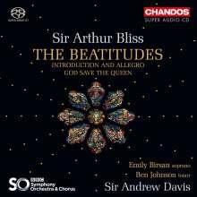 Arthur Bliss (1891-1975): The Beatitudes, Super Audio CD