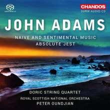 John Adams (geb. 1947): Naive and Sentimental Music, Super Audio CD