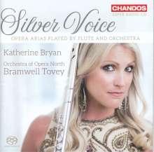 Katherine Bryan - Silver Voice, Super Audio CD