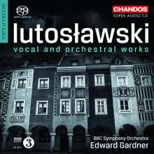 Witold Lutoslawski (1913-1994): Orchesterwerke & Vokalmusik, 5 Super Audio CDs