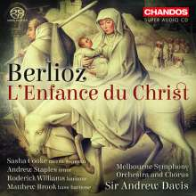 Hector Berlioz (1803-1869): L'Enfance du Christ, 2 Super Audio CDs