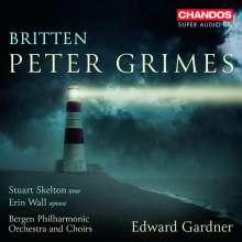 Benjamin Britten (1913-1976): Peter Grimes op.33, 2 Super Audio CDs