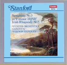 """Charles Villiers Stanford (1852-1924): Symphonie Nr.3 """"Irische"""", CD"""