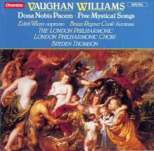 Ralph Vaughan Williams (1872-1958): Dona Nobis Pacem - Cantata, CD